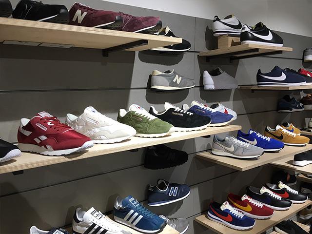 Sneaker StoreCheck @ London: size? Carnaby Street