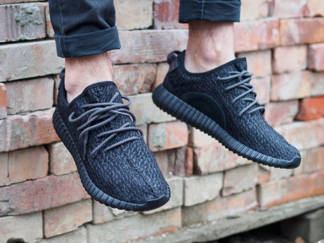 Adidas Yeezy Boost 350 - Pirate Black