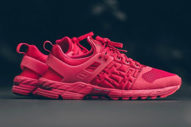 ASICS GT-DS Silhouette