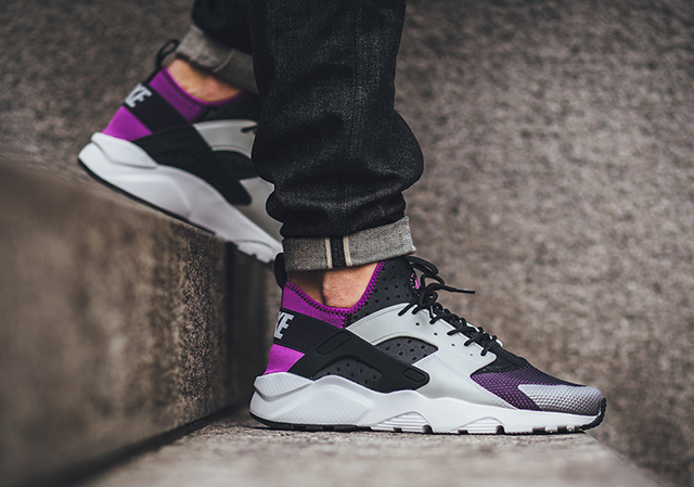 "Nike Air Huarache Ultra ""Medium Berry"""
