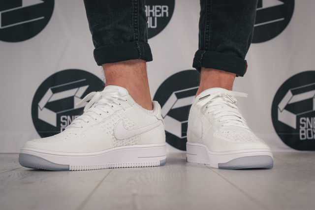 Nike Air Force 1 Ultra Flyknit All White 47 990 Ft