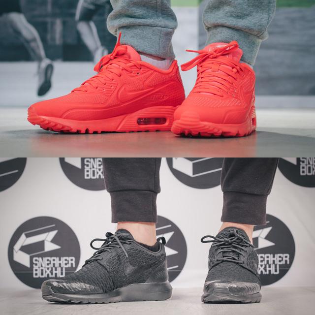Utolsó darabok: Nike Air Max UM és Roshe NM Flyknit
