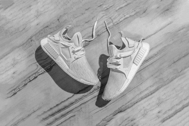 adidas NMD XR1 Triple White: július-augusztusban Magyarországon is
