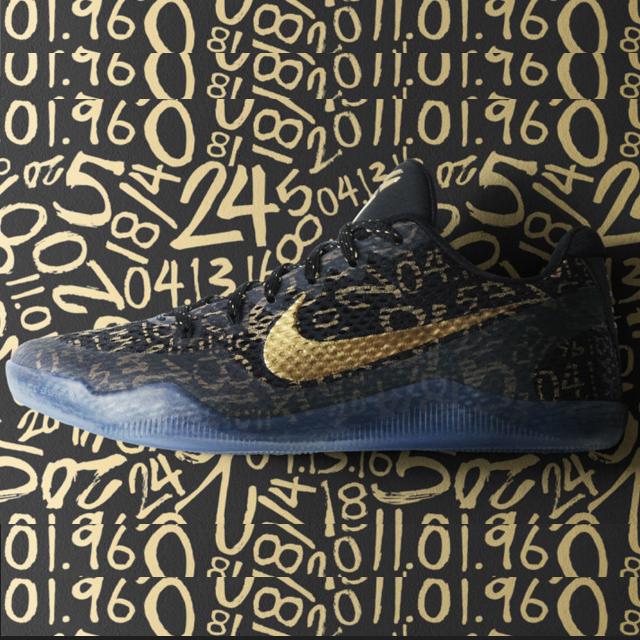 Nike Kobe 11 iD Mamba Day