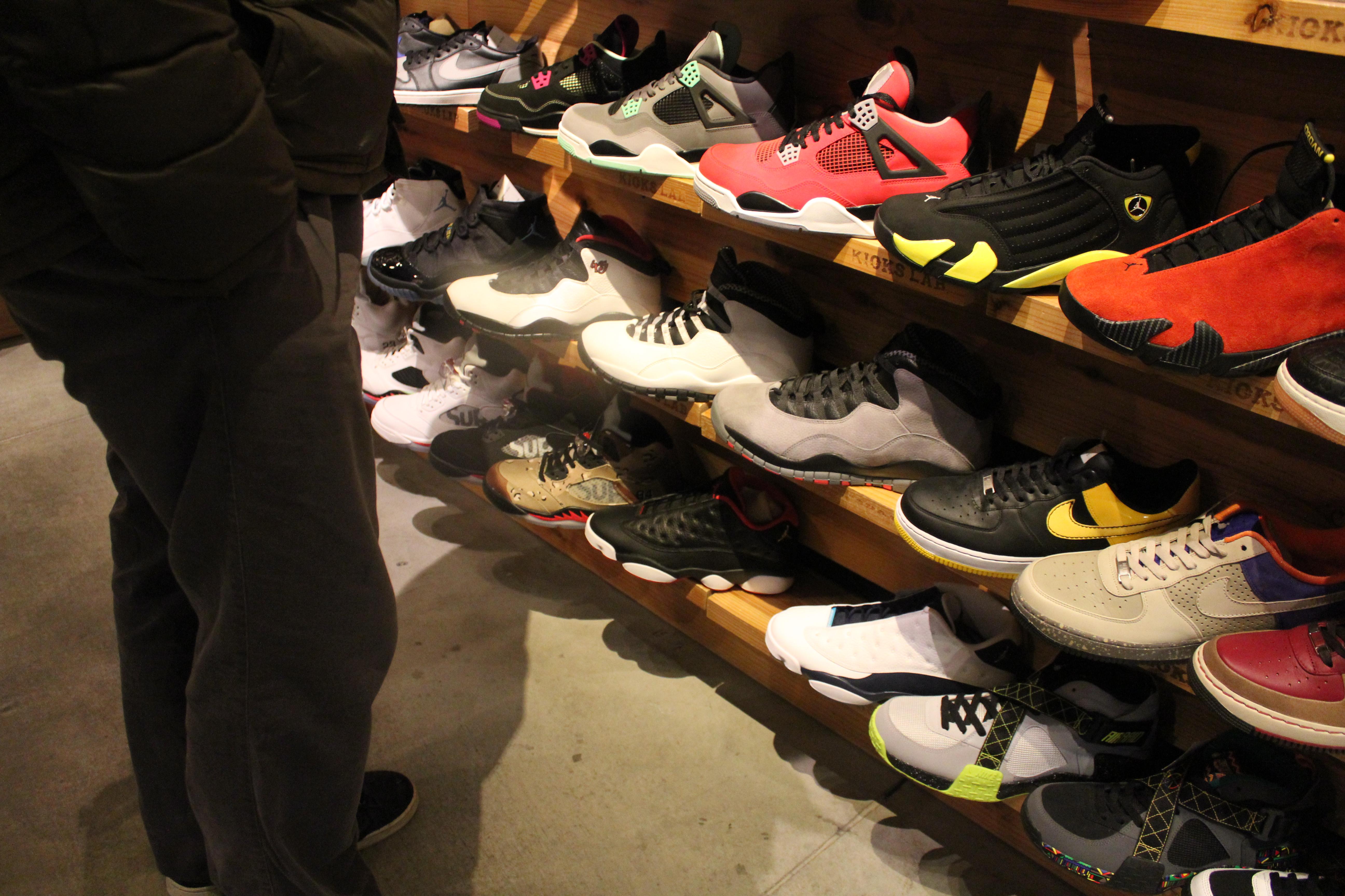 Kicks Lab, Tokió