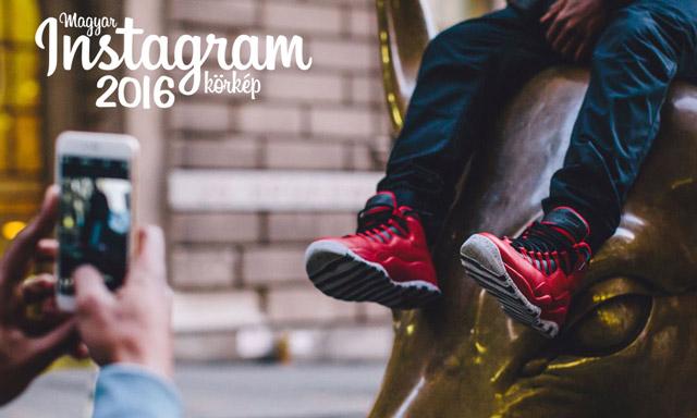 Ismét Magyar Instagram Körkép: mi a helyzet a snekaer fotókkal az Instán?