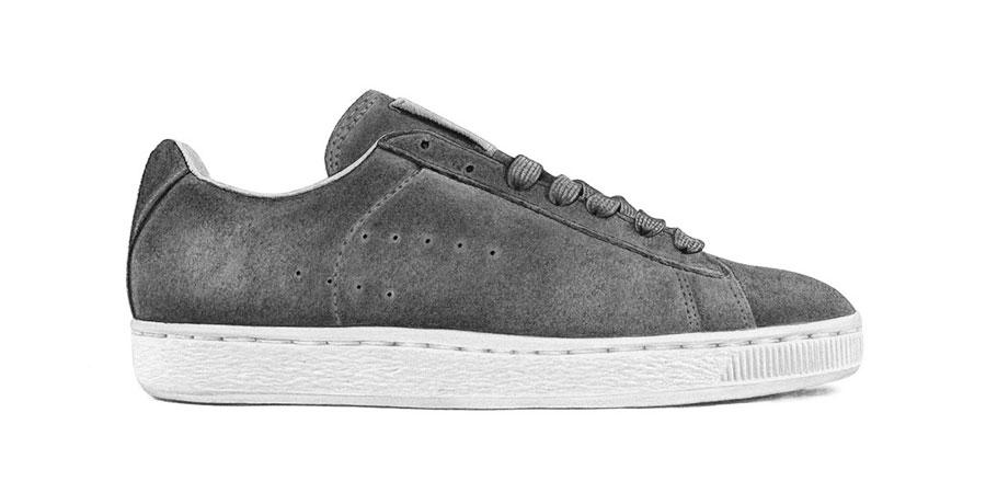Márkátlanított cipők: Puma Suede (Steph Morris/Highsnobiety)