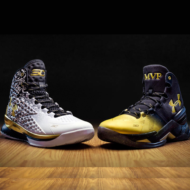 Under Armour Curry 2 MVP back 2 Back Pack