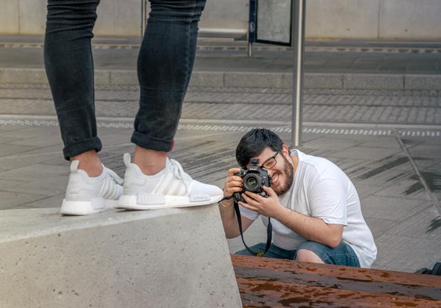 Ha igazán jó sneaker fotót akarsz, akkor fényképezőgépet használj!
