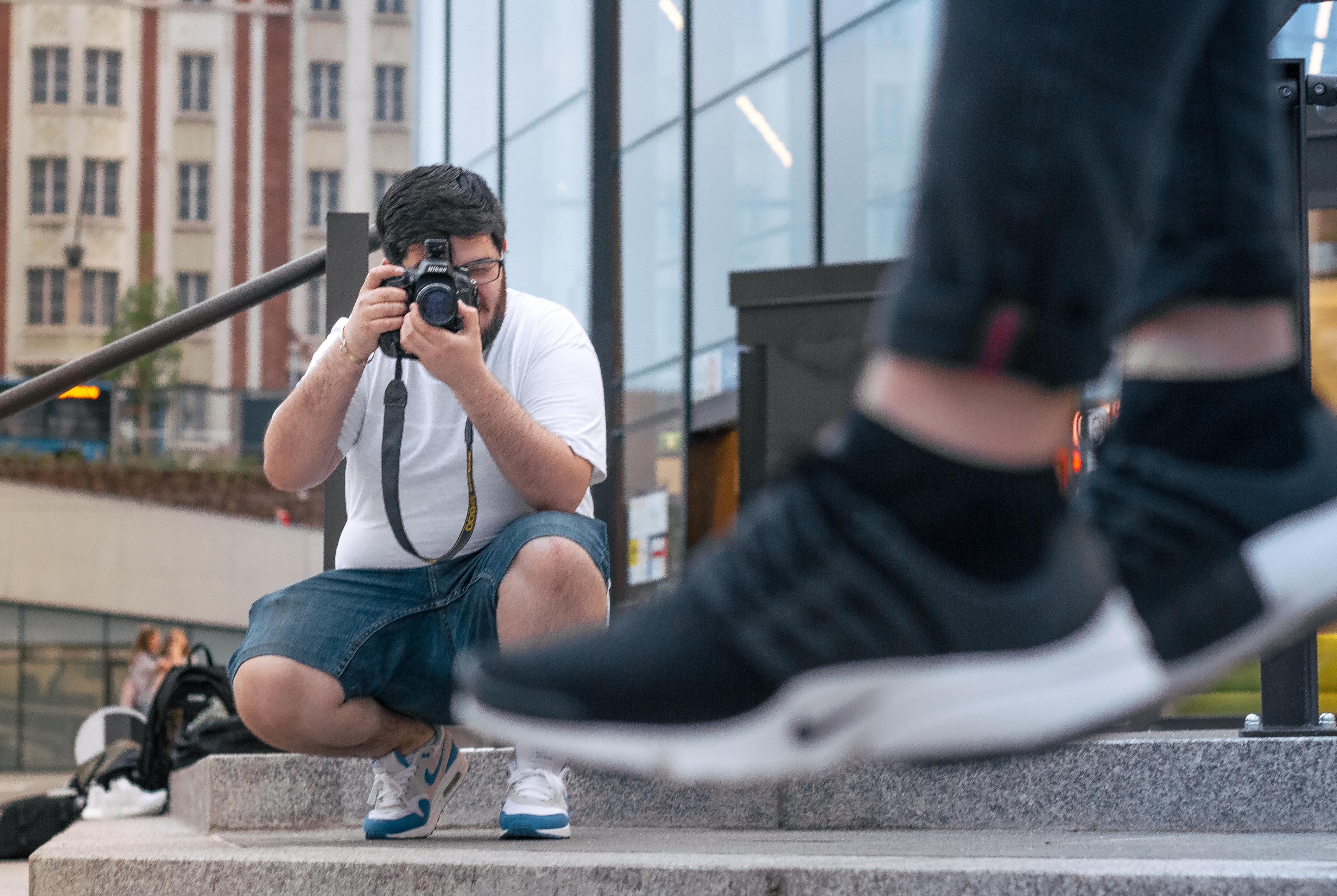 Olvasd el tippjeinket a tökéletes sneaker fotó készítéséhez!