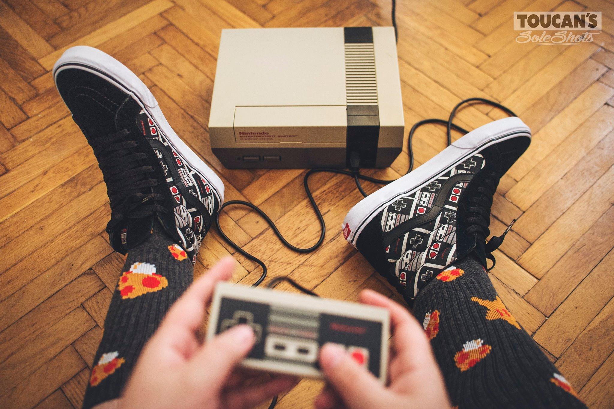 3efc874a011146 Itt a Vans x Nintendo kollekció - sneakerbox.hu blog   shop