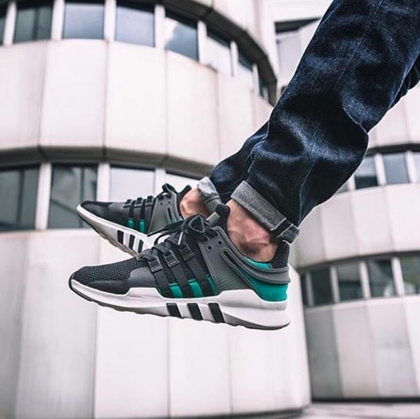 adidas EQT ADV Support OG (Fotó: hypefactoryuk / Instagram)