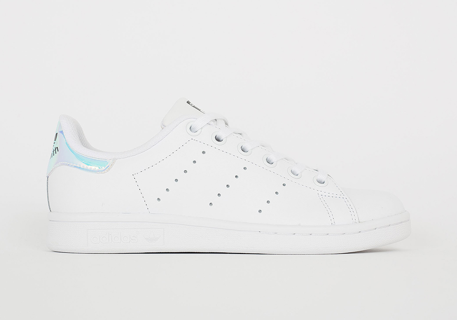 adidas Stan Smith Iridescent Heel