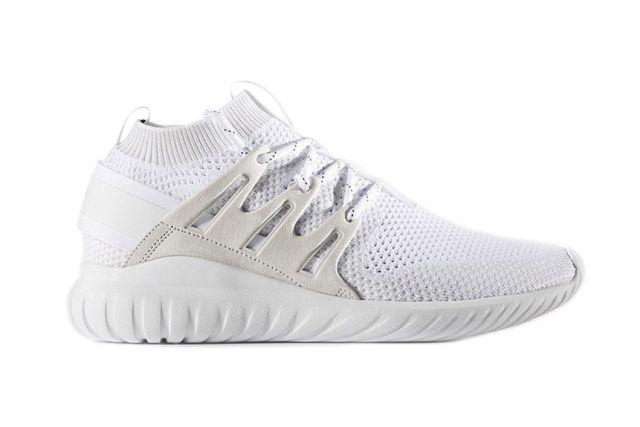 "adidas Tubular Nova Primeknit ""Triple White"""