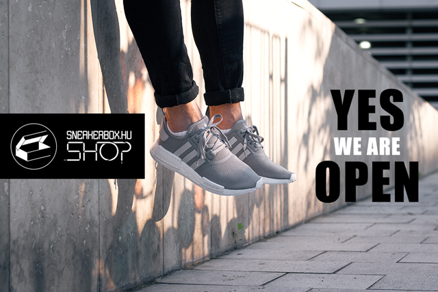 sneakerbox.hu shop - Yes we are open!