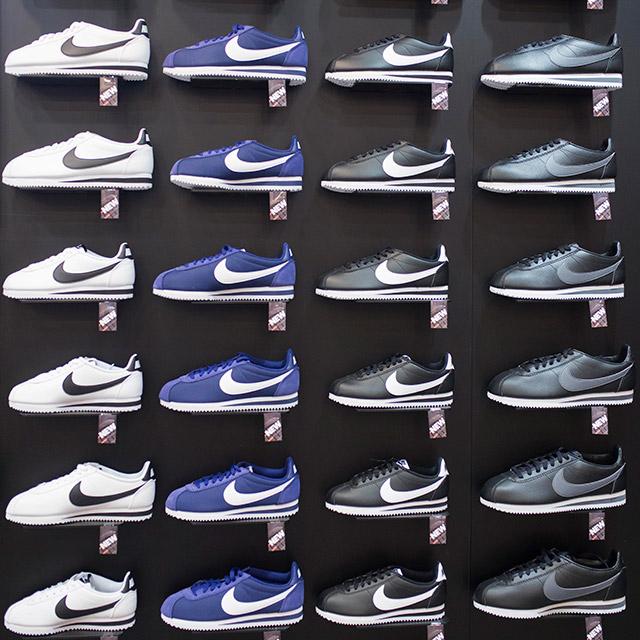 the latest 8a9a7 83719 Nike Cortez színállások srácoknak és csajoknak az Árkád ...