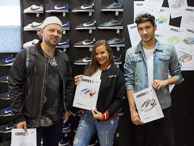 wholesale dealer 2ddec ddfe1 Nike Cortez Party @ Árkád Playersroom - sneakerbox.hu blog ...