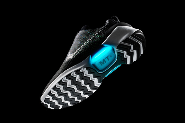 Meet the HyperAdapt, Nike's Awesome New Power Lacing Sneaker   WIRED