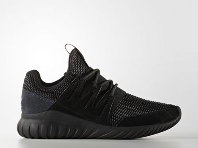 adidas Tubular Radial fekete