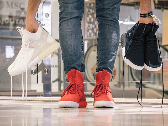 adidas tubular X Primeknit - fehérben, vörösben, feketében megkapható a sneakerbox.hu shopban