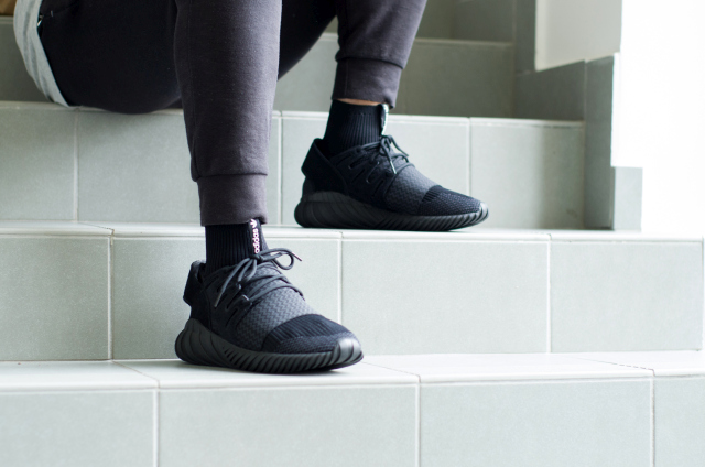 Adidas Tubular Doom - Triple Black (Core Black/Core Black-Core Black // S80508 (9) ) - 44.990Ft @ sneakerbox.hu shop