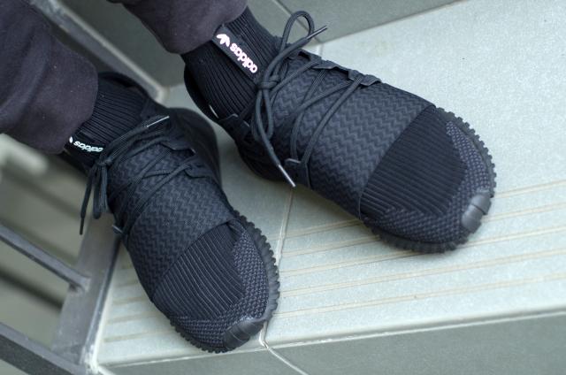 Adidas Tubular Doom - Triple Black (Core Black/Core Black-Core Black // S80508 (9) ) - 44.990Ft @ sneakerbox.hu shop