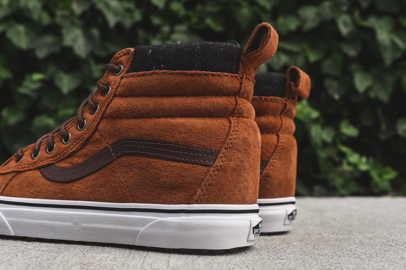 Vans Sk8-Hi MTE - deszkás cipő télra (26 990 Ft)