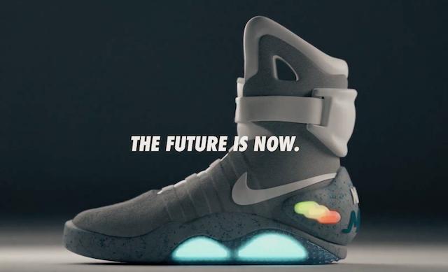 Tombolára fel! A főnyeremény önbefűzős Nike Mag - sneakerbox.hu blog ... cbea1e8094