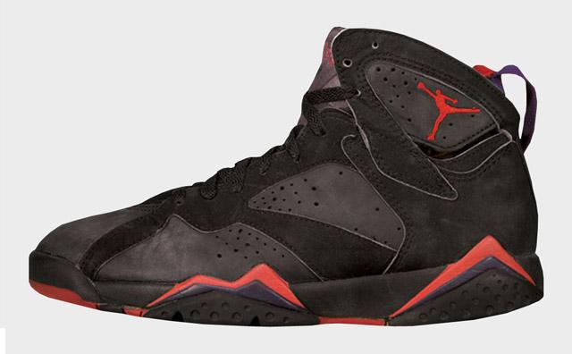 Az első sneaker: Jordan VII