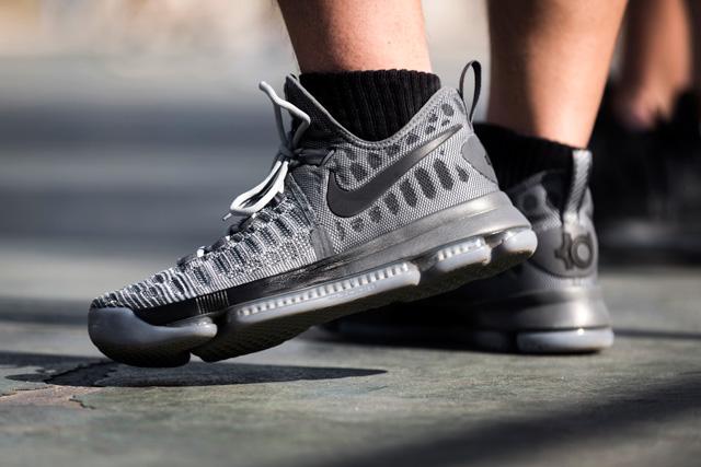 Nike Zoom KD 9 cipőteszt