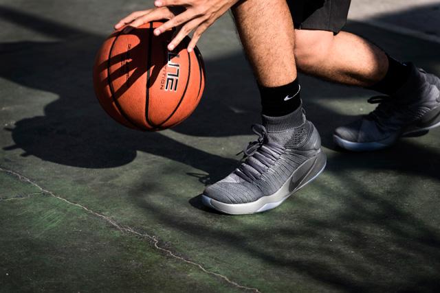 Nike Hyperdunk 2016 Flyknit - zoknis szárral