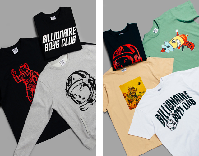 Billionaire Boys Club Fall/Winter '16