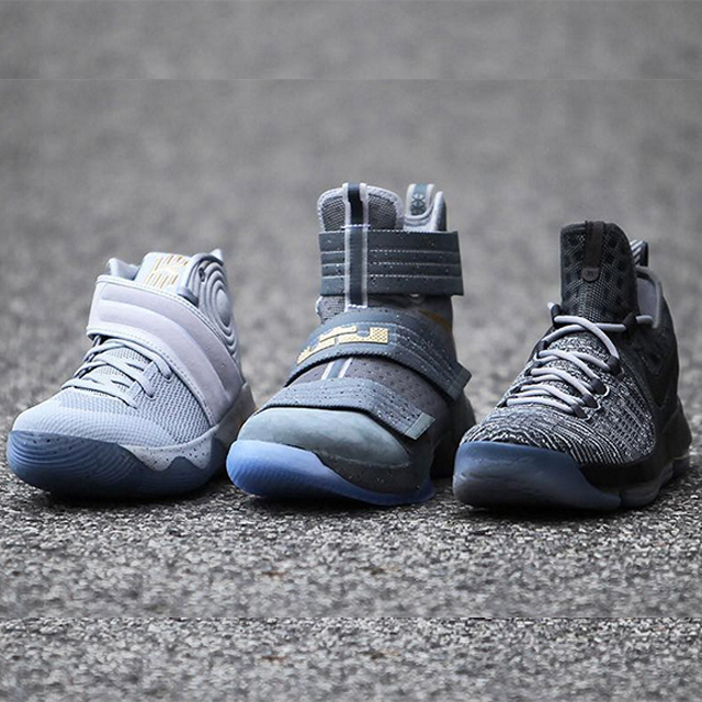 Nike Battle Grey Pack