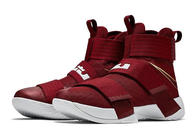 Nike Lebron Soldier 10 új modellek sneakerbox.hu blog