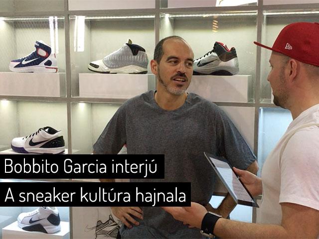 Bobbito Garcia interjú: A sneaker kultúra hajnala