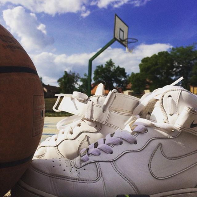 Kosaras sneakerhead interjú: Leiner Tomival