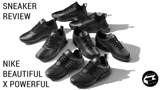Nike Beautiful x Powerful cipők a hölgyeknek - bemutató videó a tovább után!