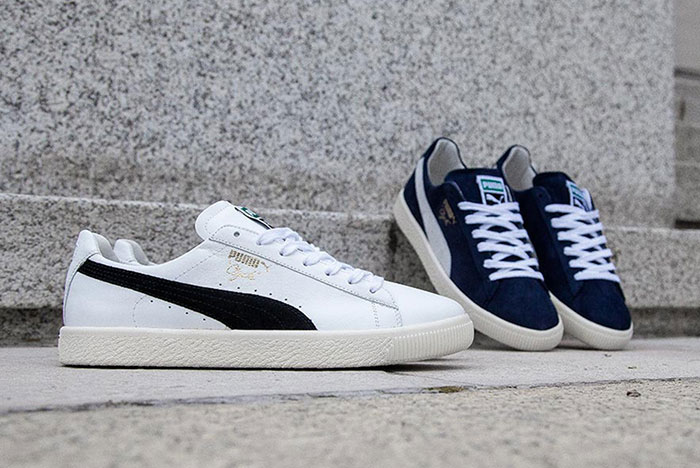 Puma Clyde 'Home and Away'