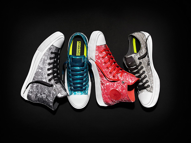 Converse Chuck Taylor All Star II Reflective Wash