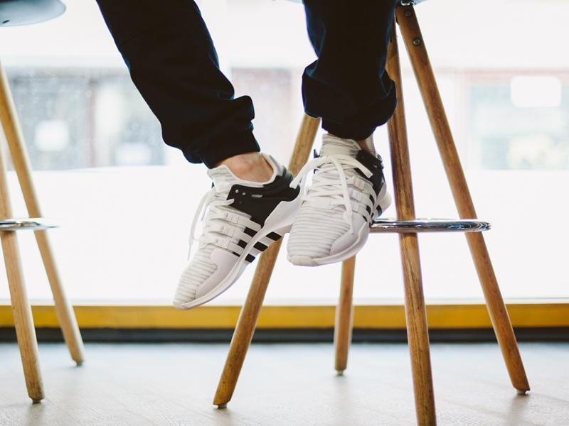 adidas EQT Support ADV fehér/fekete