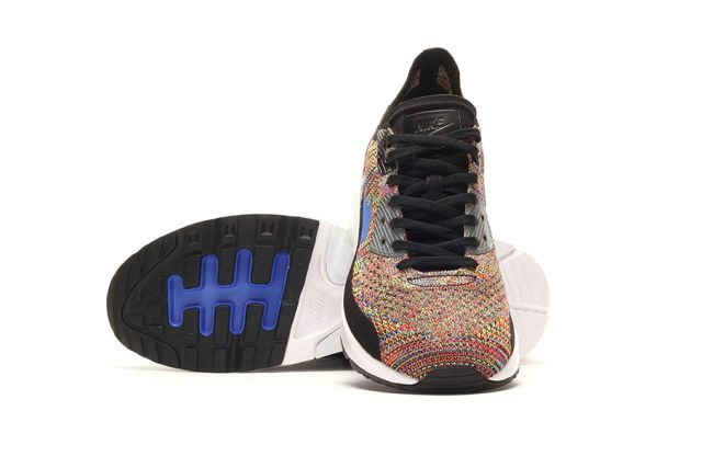 Nike Air Max 90 Flyknit Multicolor 02