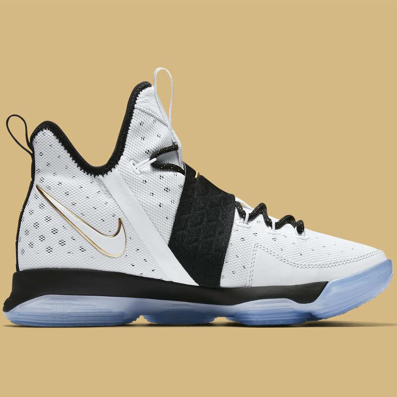 Megérkezett a Nike Lebron 14: Black History Month