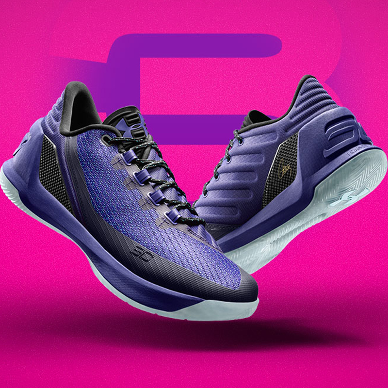 Curry 3 All Star low Dark-Horse