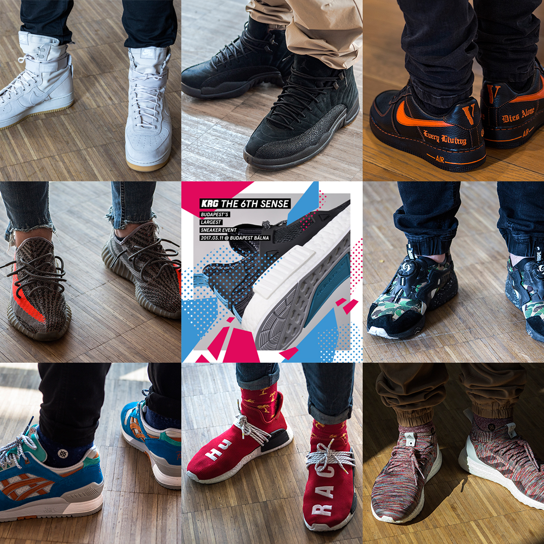 Kicks R Good 6th Sense - on-feet galéria