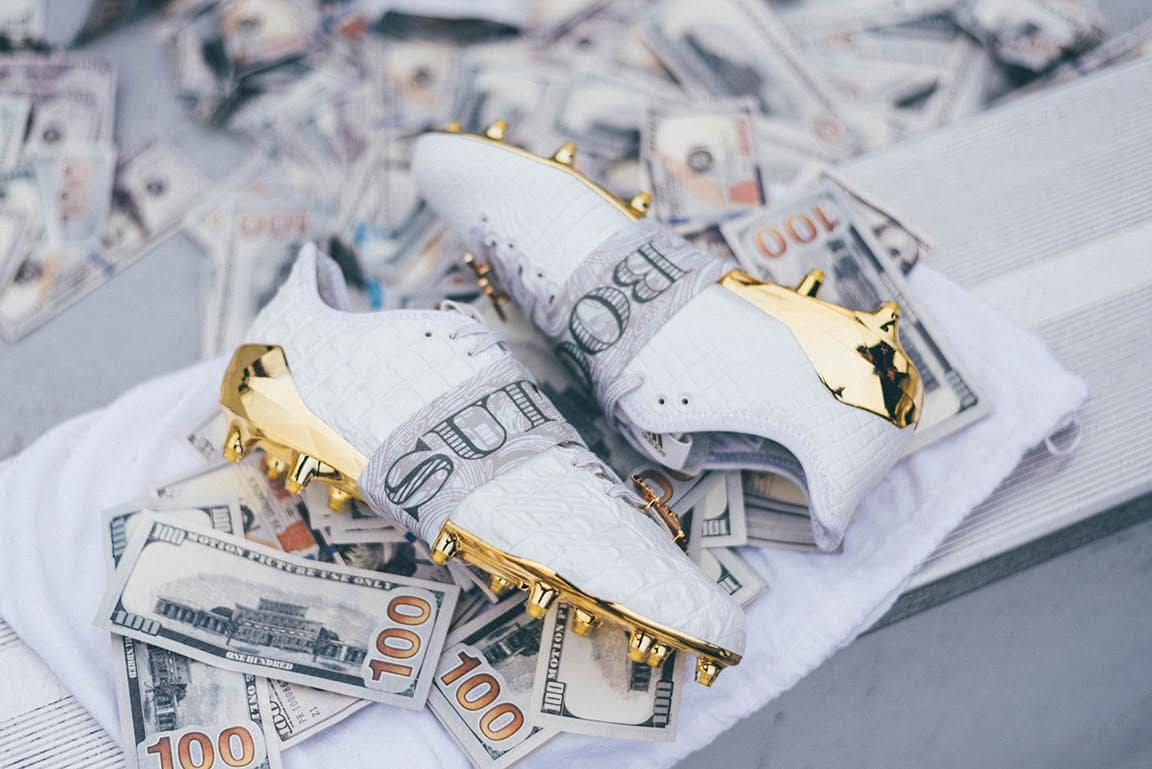 Snoop Dogg x adidas Adizero 5-Star 6.0 Suited N Booted