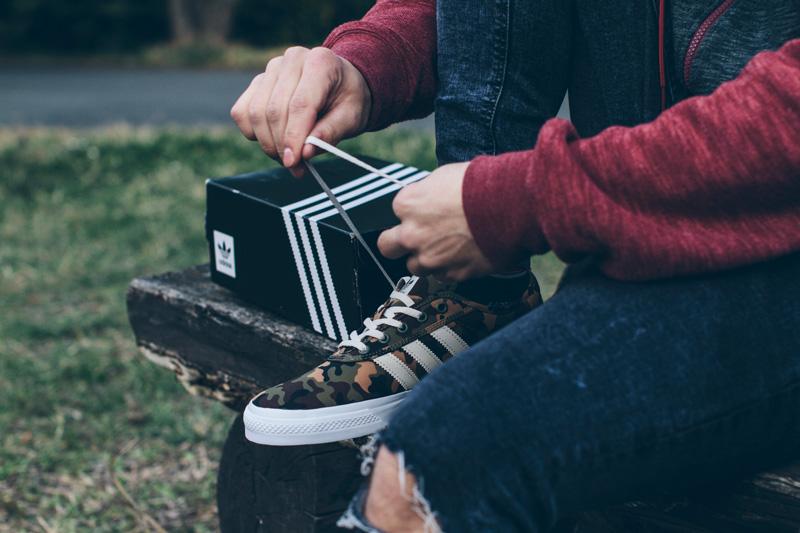 Zozo tesztelte az adidas Adiease cipőt