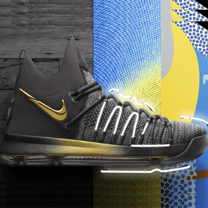 Nike KD 9 Elite Playoff