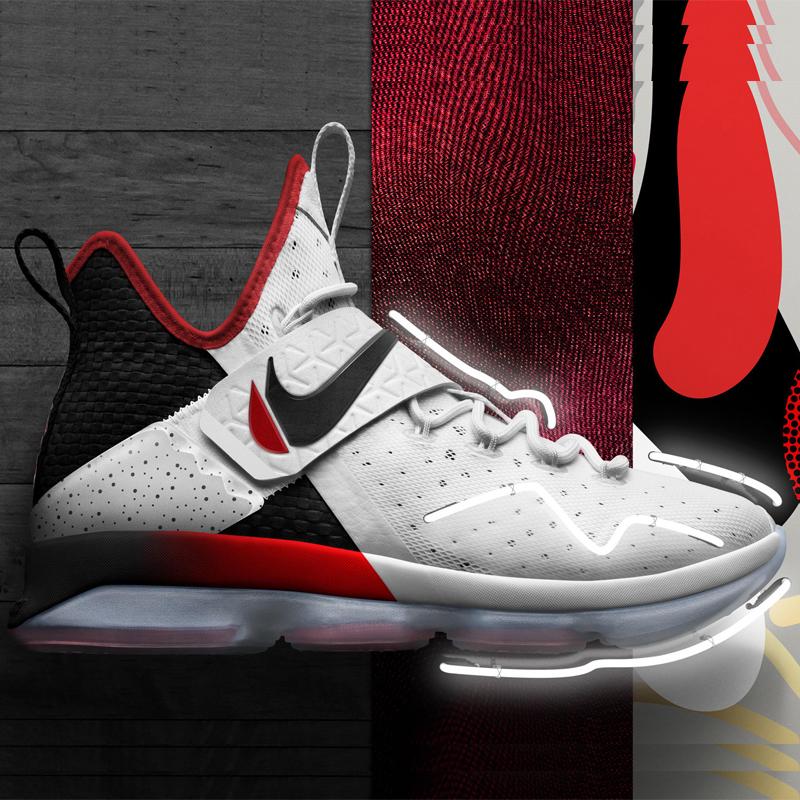 Nike Lebron 14 Playoff