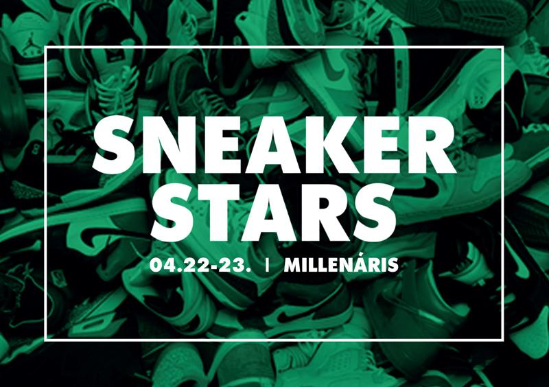 Sneaker Stars II @ Millenáris (2017.04.22-23.)
