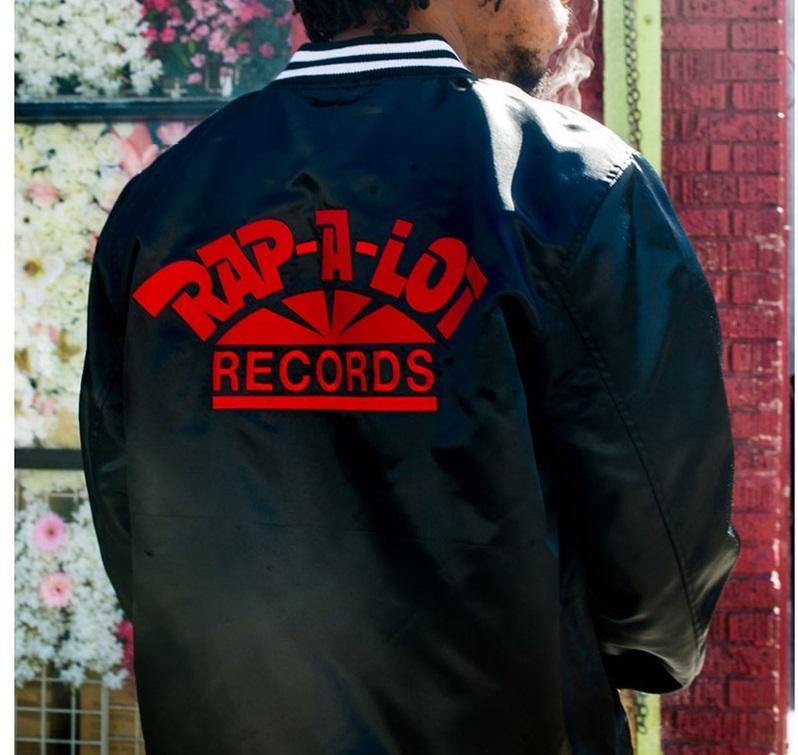 Supreme x Rap-A-Lot-Records Satin Jacket, képforrás: Hypebeast